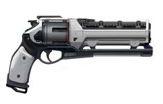 Handgun Concept from Destiny