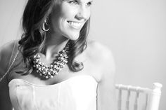 Enamored necklace & Dynamite earrings are perfect for any bride or bridesmaid!