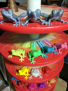 3D Printed Frogs from Makerbot's Thingiverse (@thingiverse) | Twitter