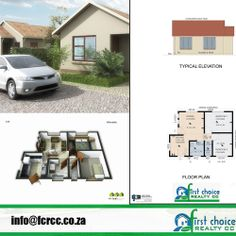 Development Vanderbijlpark/CE3&CE4! Affordable 2 & 3 Bedroom plans available For more click here: http://bit.ly/1lHIOtg Visit our website: http://bit.ly/1hcfKVn #Vanderbijlpark #affordablehousing #property