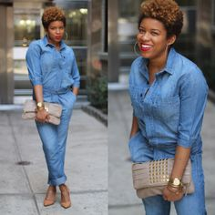 Denim Days | www.melissachanel.com