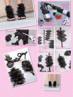 Customização de Sapatos! / DIY Shoes