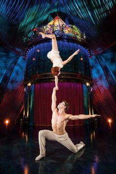 "Cirque du Soleil ""Kooza"""