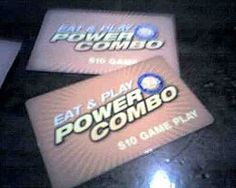 See Dave and Busters Coupons and Free Offers here: http://www.bestfreestuffguide.com/Free_Dave_and_Busters_Coupons
