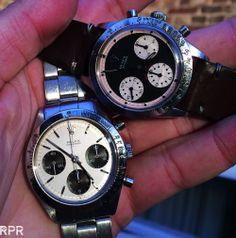 Daytona black and white # vintageswatches Rolex Cosmograph Daytona, Rolex Daytona, Mens Fashion Suits, Mens Suits, Vintage Rolex, Patek Philippe, Chronograph, Gentleman, Watches