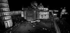 Pisa, laser scanner 3D Z+F 5010C