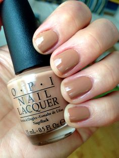 NOTD OPI Nordic Collection 2014: Going my way or Norway? From http://www.makeupoholic.wordpress.com