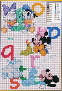 alfabeto bebê de disney minnie mouse (3) -