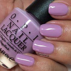 Purple Palazzo Pants from the Fall 2015 Venice Collection by OPI | Nailpolishpursuit.com