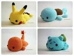#Pokemon gehäkelt #Kunst