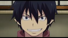 Rin from Blue Exorcist!