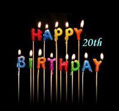 Happy 20th Birthday Pictures | Sprints 20th Birthday Celebrations!