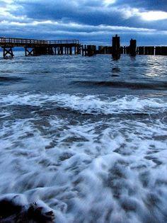 Dock at Davis Bay, Sechelt, British Columbia, Canada Copyright: Melissa Avdeeff