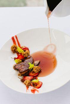 foie gras plate - Google Search