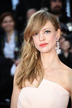 Glam-Chic Look mit Heike Makatsch   #redcarpet #lorealparis #glamchic