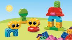 Neues für die Spielkiste  Die bunten Steine und drolligen Figuren von Lego Duplo sind echte Klassiker im Kinderzimmer. Jetzt gibt es die Bauklötze auch für die Kleinsten.