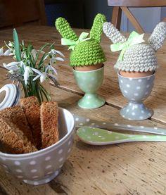 Crochet Club: Easter Egg Cosies!