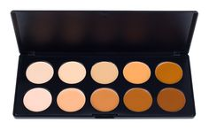 Camouflage Palette of concealers -someone please get me this for my birthday or christmas!