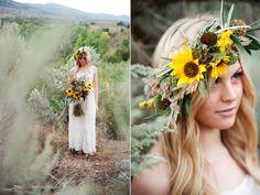 Cool 40 Best Sunflower Crown Design Ideas For Amazing Wedding  https://oosile.com/40-best-sunflower-crown-design-ideas-for-amazing-wedding-5227