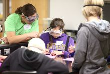 Expanding Girls Horizons with STEM