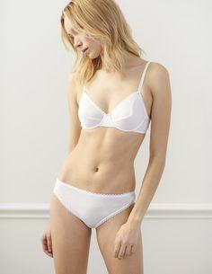 Sofia Underwire White