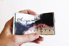 @kahlert | Season of Music | Get Messy Art Journal
