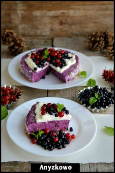 Blueberry Cake Recipe - Use Google translator for help! It sounds like fun to make and eat!