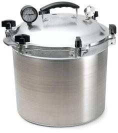 All American 921 21-1/2-Quart Pressure Cooker/Canner $199.99