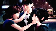 """""""What were you two knuckleheads thinking?!"""" <<< TADASHI'S FACE. I WILL NEVER STOP LOVING THIS GIF."""