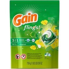 Target: Gain Flings ONLY $4.49 per pack! – Mama Bees Freebies