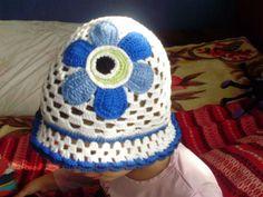 Spring hat - Crochet creation by Petra | Crochet.Community