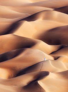Chocolate Dunes by Khalid Al Hammadi