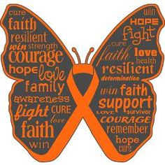 t shirts for kids with luekemia | butterfly_leukemia_ribbon_silver_portrait_necklace.jpg?color=Silver ...