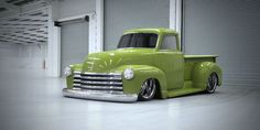 50\'s Chevy P/U. ......Steven, is this the right ya ear?