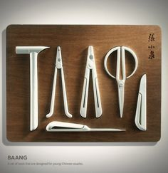 (I just want these because of the history and the redesign is just beyond cool) Chinese industrial designer Xun Ye had the idea to create this great re-branding campaign for the 348-year old Chinese scissor brand Zhang Xiao Quan. The oldest Chinese scissor brand has been passed down for several generations and is facing serious problems due to a lack of design consistency from one product category to another and any marketing promotion for over 20 years. Also, because of the entry of other…