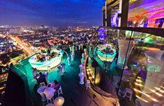 Chill Sky Bar, Ho Chi Minh City, Vietnam