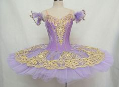 This one piece purple tutu has a lot of delicate sparkle. This amazing tutu can be used for many roles and solo performances. This tutu would suit so many roles and ballets. Great for Lilac fairy Variations in Sleeping Ballet, … Tutu Costumes, Ballet Costumes, Nutcracker Costumes, Gymnastics Costumes, Fairy Costumes, Costume Ideas, La Bayadere, Purple Tutu, Pink Dress