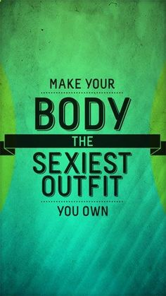 Be comfortable in your own skin!!!! Do NOT ever compare yourself to others.