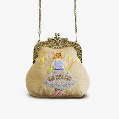fa774614778f 15% СКИДКА|Деталь сумки китайская фабрика питания DIY сумка Аксессуары  винтажные Швейные рамка для сумки кошелька рамка 16 см металлический  кошелек рамка ...