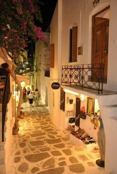 are the top 10 Greek Islands to visit in Greece Paros ~ is a beautiful Cycladic village unrivaled in natural beauty. Byzantine footpaths connect traditional villages with breathtaking landscapes, Greece Places Around The World, Oh The Places You'll Go, Places To Travel, Places To Visit, Beautiful World, Beautiful Places, Greek Islands To Visit, Future Travel, Greece Travel