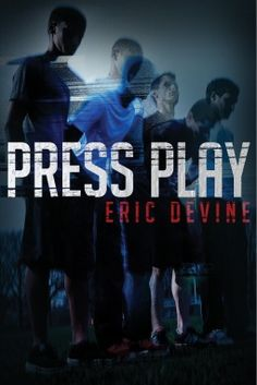 Press play by Eric Devine. While making a documentary to get himself into film school, Greg accidentally captures footage of brutal and bloody hazing by the lacrosse team, and he must decide whether to release the film or keep the secret. Figure Of Speech, Film School, Books For Teens, Book Authors, Book Lists, The Book, Documentaries, Novels, Reading