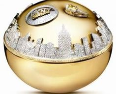 Golden Delicious: bottle is worth 1 million dollar