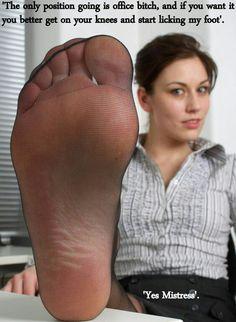 Opinion nylon foot fetish captions think, that