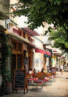 Friedrichshain - Berlin - Germany (von Wolfgang Staudt)