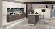 Meblościanka kuchenna KAMPLUS - Meble kuchenneMeble kuchenne