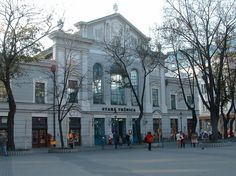 Shopped at Old Market in Bratislava