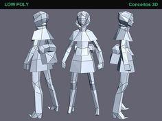 Картинки по запросу low poly characters