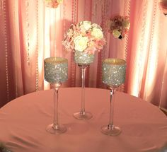 The O Jays Centerpieces And Red On Pinterest