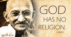 Waking Up from Religion - God Has No Religion