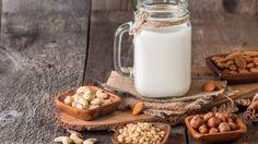 Para reemplazar a los lácteos: tres recetas de leches vegetales